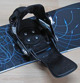 Flow Amp 9 Snowboardbindung