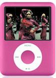 iPod nano in Pink